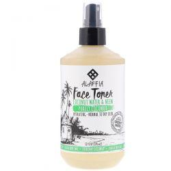 Everyday Coconut, Face Toner, Purely Coconut, Normal to Dry Skin, 12 fl oz (354 ml) Biografie, wspomnienia