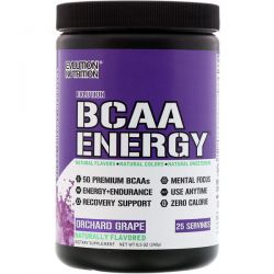 EVLution Nutrition, BCAA Energy, Orchard Grape, 8.5 oz (240 g) Biografie, wspomnienia