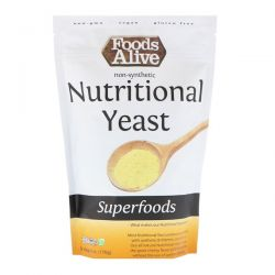 Foods Alive, Superfoods, Nutritional Yeast, 6 oz (170 g)
