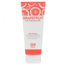 G9skin, Grapefruit Vita Peeling Gel, 150 ml