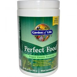 Garden of Life, Perfect Food Super Green Formula, 10.58 oz (300 g) Biografie, wspomnienia