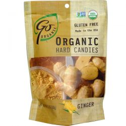 GoOrganic, Organic Hard Candies, Ginger, 3.5 oz (100 g) Biografie, wspomnienia