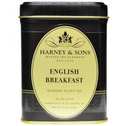 Harney & Sons, English Breakfast Blended Black Tea, 4 oz (112 g) Pozostałe