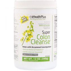 Health Plus Inc., Super Colon Cleanse, 12 oz (340 g) Biografie, wspomnienia