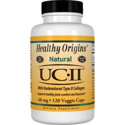 Healthy Origins, UC-II with Undenatured Type II Collagen, 40 mg, 120 Veggie Caps