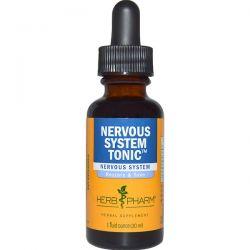 Herb Pharm, Nervous System Tonic, 1 fl oz (30 ml) Biografie, wspomnienia