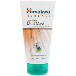Himalaya, Clarifying Mud Mask, 5.07 fl oz (150 ml) Pozostałe