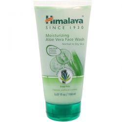 Himalaya, Moisturizing Aloe Vera Face Wash, Normal to Dry Skin, 5.07 fl oz (150 ml) Biografie, wspomnienia