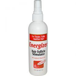 Hobe Labs, Energizer, Hair Follicle Stimulator, 8 fl oz (237 ml) Biografie, wspomnienia