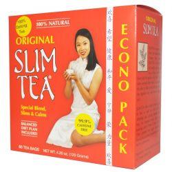 Hobe Labs, Slim Tea, Original, 60 Tea Bags, 4.20 oz (120 g) Biografie, wspomnienia