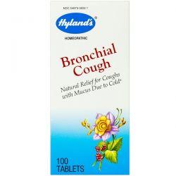 Hyland's, Bronchial Cough, 100 Tablets Pozostałe