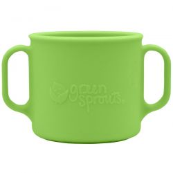 i play Inc., Green Sprouts, Learning Cup, 12+ Months, Green, 7 oz (207 ml) Biografie, wspomnienia