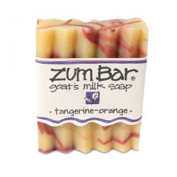Indigo Wild, Zum Bar, Goat's Milk Soap, Tangerine-Orange, 3 oz Pozostałe