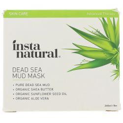 InstaNatural, Dead Sea Mud Mask, 8 oz (240 ml) Biografie, wspomnienia