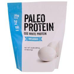 Julian Bakery, Paleo Protein, Egg White Protein, Unflavored, 2 lbs (907 g) Biografie, wspomnienia