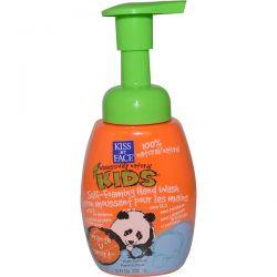 Kiss My Face, Obsessively Natural Kids, Self-Foaming Hand Wash, Orange U Smart, 8 fl oz (236 ml) Biografie, wspomnienia