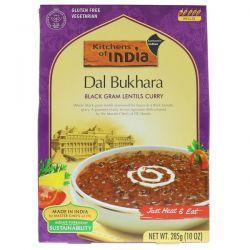 Kitchens of India, Dal Bukhara, Black Gram Lentils Curry, Mild, 10 oz (285 g)