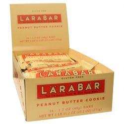 Larabar, Peanut Butter Cookie, 16 Bars, 1.7 oz (48 g) Each Biografie, wspomnienia