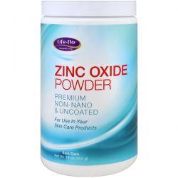 Life Flo Health, Zinc Oxide Powder, Premium Non-Nano & Uncoated, 16 oz (454 g)