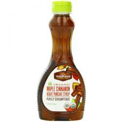 Madhava Natural Sweeteners, Organic Maple Cinnamon Agave Pancake Syrup, 11.75 fl oz (347 ml) Pozostałe