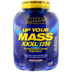 Maximum Human Performance, LLC, Up Your Mass XXXL 1350, Cookies & Cream, 6 lbs (2720 g)