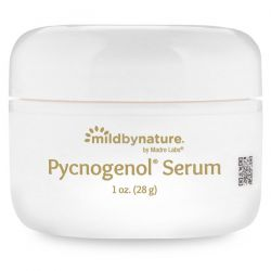 Mild By Nature, Pycnogenol Serum (Cream), Soothing and Anti-Aging, 1 oz (28 g)