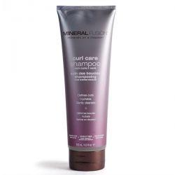 Mineral Fusion, Curl Care Shampoo, 8.5 fl oz (250 ml) Biografie, wspomnienia