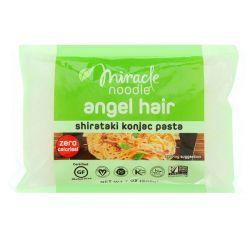 Miracle Noodle, Angel Hair, Shirataki Konjac Pasta, 7 oz (200 g) Pozostałe