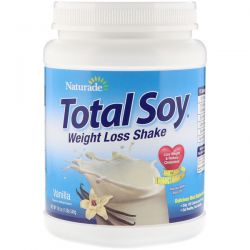 Naturade, Total Soy, Weight Loss Shake, Vanilla, 19.1 oz (540 g) Biografie, wspomnienia