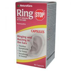 Natural Care, RingStop, 60 Capsules Pozostałe