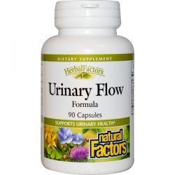 Natural Factors, Urinary Flow Formula, 90 Capsules Biografie, wspomnienia