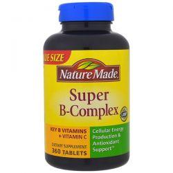 Nature Made, Super-B Complex, 360 Tablets Pozostałe