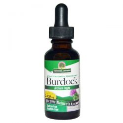 Nature's Answer, Burdock, Alcohol-Free, 2,000 mg, 1 fl oz (30 ml) Biografie, wspomnienia
