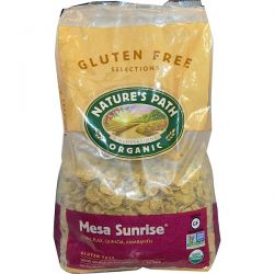 Nature's Path, Organic, Mesa Sunrise, Gluten-Free Cereal, 26.4 oz (750 g) Pozostałe
