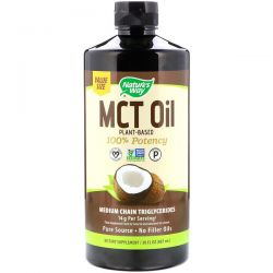 Nature's Way, MCT Oil, 30 fl oz (887 ml) Biografie, wspomnienia