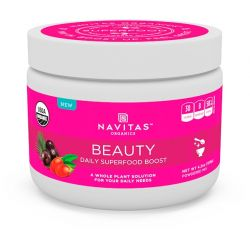 Navitas Organics, Beauty, Daily Superfood Boost, 4.2 oz (120 g)