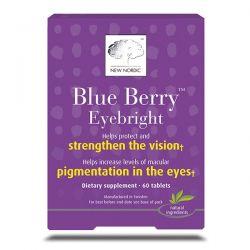 New Nordic US Inc, Blue Berry Eyebright, 60 Tablets Biografie, wspomnienia