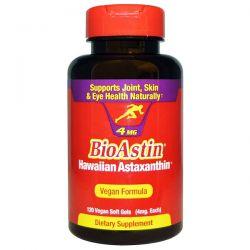 Nutrex Hawaii, BioAstin, 4 mg, 120 Vegan Soft Gels Biografie, wspomnienia