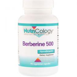 Nutricology, Berberine 500, 90 Vegetarian Capsules Biografie, wspomnienia