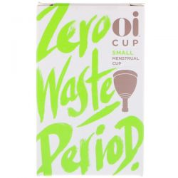 Oi, Menstrual Cup, Small, 1 Cup