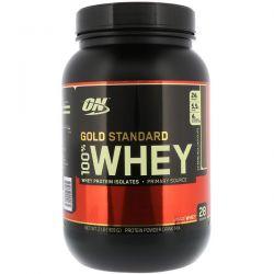 Optimum Nutrition, Gold Standard 100% Whey, Extreme Milk Chocolate, 2 lbs (909 g) Biografie, wspomnienia