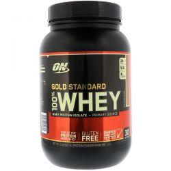 Optimum Nutrition, Gold Standard, 100% Whey, Dulce De Leche, 2 lb (907 g) Biografie, wspomnienia