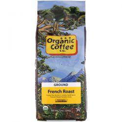 Organic Coffee Co., Organic French Roast, Ground Coffee, 12 oz (340 g) Biografie, wspomnienia