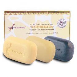 Out of Africa, Extra Gentle Moisturizing Shea Butter Bar Soap, 3 Bars, 4 oz (120 g) Each Biografie, wspomnienia