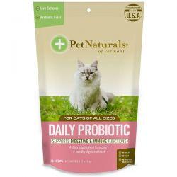 Pet Naturals of Vermont, Daily Probiotic, For Cats, 30 Chews, 1.27 oz (36 g) Biografie, wspomnienia