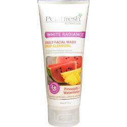 Petal Fresh, Botanicals, White Radiance, Daily Facial Wash, Pineapple + Watermelon, 7 fl oz (200 ml) Biografie, wspomnienia