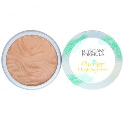 Physician's Formula, Inc., Butter Highlighter, Cream to Powder Highlighter, Rose Gold, 0.17 oz (5 g)
