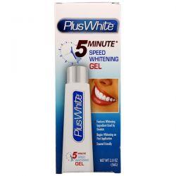 Plus White, 5 Minute Speed Whitening Gel, 2.0 oz (56 g)