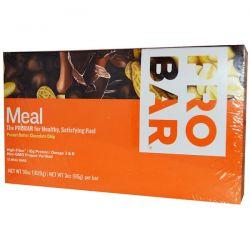 ProBar, Meal Bar, Peanut Butter Chocolate Chip, 12 Bars, 3 oz (85 g) Per Bar Biografie, wspomnienia
