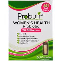 Probulin, Women's Health, Probiotic , 60 Capsules Biografie, wspomnienia